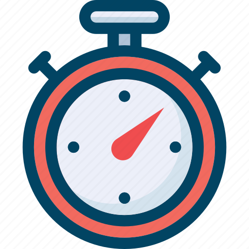clock, delivery, speed, sport, stopwatch, time icon