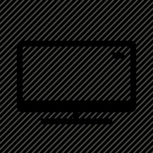 screen, technics, television, tv, tvset icon
