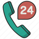 call centre, help, helpdesk, hotline, operator, shop, support icon