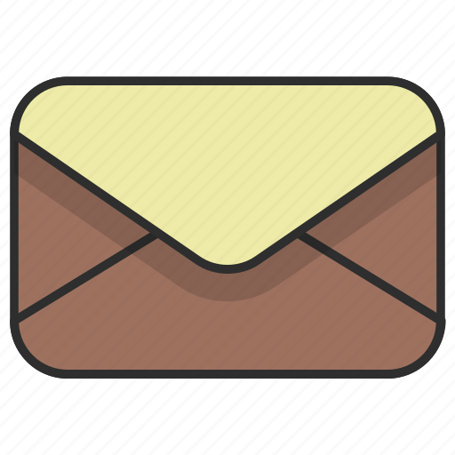 document, email, envelope, letter, mail, message, send icon