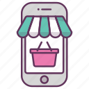 delivery, money, online shop, order, payment, purchase, shop icon