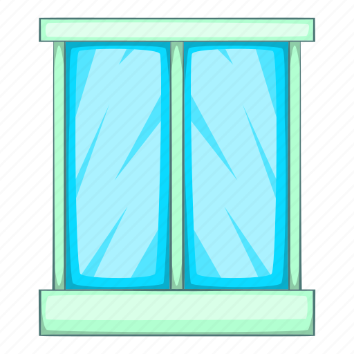 Cartoon, decoration, frame, illustration, modern, window icon - Download on Iconfinder