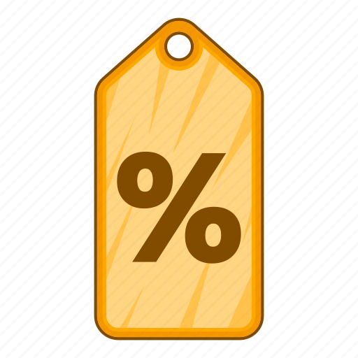 illustration, label, market, offer, percent, price, tag icon