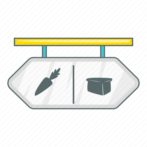Arrow, blank, illustration, map, pointer shop, search, sign icon - Download on Iconfinder