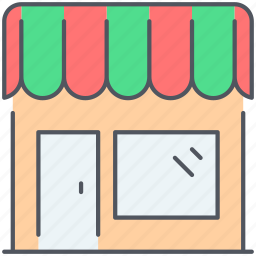 boutique, local, marketplace, online, sale, shop, store icon