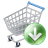 48x48, shopcartdown icon
