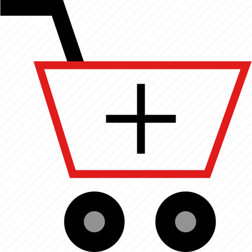 add, ecommerce, online, shop, shopping icon