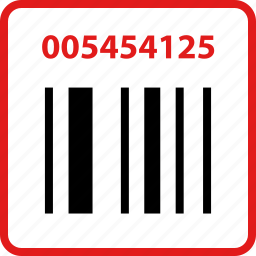 barcode, ecommerce, online, shop, shopping icon
