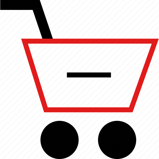 delete, ecommerce, online, shop, shopping icon
