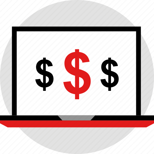 ecommerce, money, online, shop, shopping, signs icon