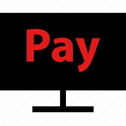 ecommerce, online, pay, shop, shopping icon