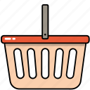 basket, buy, shop, shopping, store icon