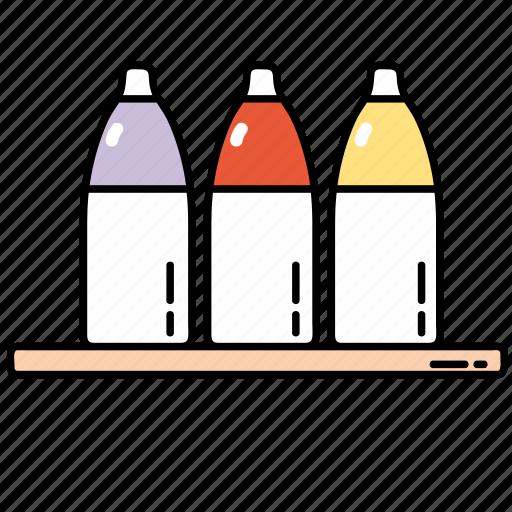 bottles, shop, shopping, store icon