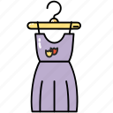 clothes, dress, shop, shopping icon