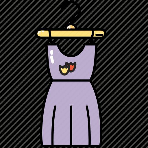 clothes, dress, shop, shopping icon