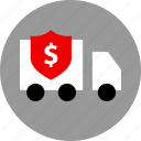 ecommerce, online, shop, shopping, truck icon