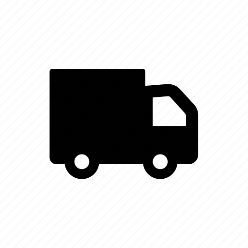 car, cargo, delivery, truck, vehicle icon