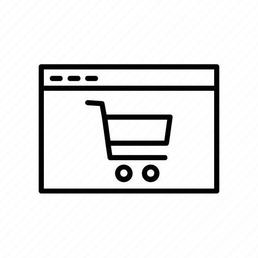 cart, ecommerce, internet, online, shop, shopping icon