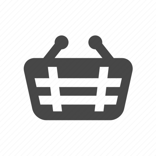 package, shopping, shopping bag icon