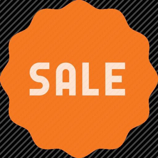 label, sale, shop, sticker icon