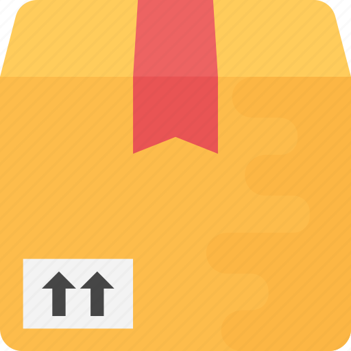 delivery box, delivery package, packaging, products, shipment icon