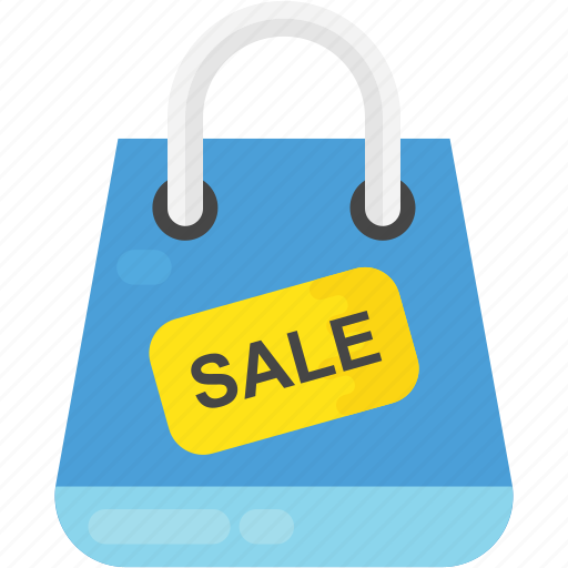 big deal, paper bag, sale, sale shopping, shopping bag icon