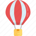 delivery with balloon, fast delivery, free delivery concept, hot air balloon, hot air balloon cargo
