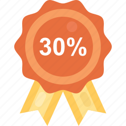 customer offer, percent tag, sale offer, sale tag, shopping discount icon