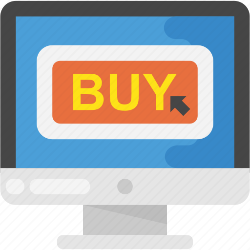 buy now, buy online, online shopping, online store, shopping website icon