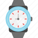alarm, clock, fashion watch, punctuality, timer, wristwatch icon