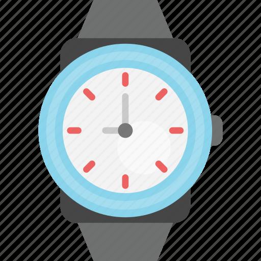 alarm, clock, fashion watch, punctuality, timer, wristwatch icon