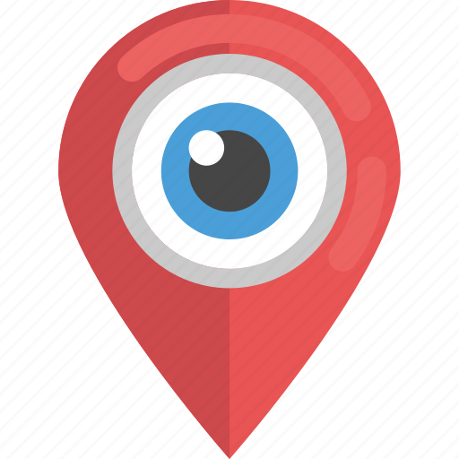 gps, location, map locator, map pin, navigation icon