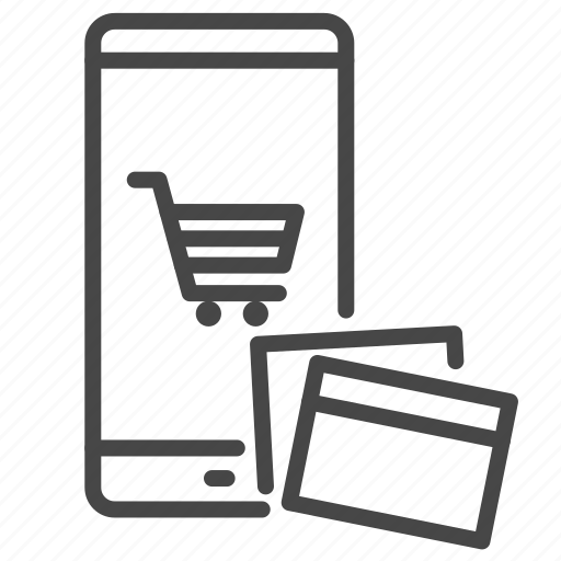 App, buy, mobile, online, shop, shopping icon - Download on Iconfinder