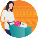 buy online, ecommerce, purchase, shopping cart, shopping trolley icon
