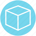box, delivery box, package, product box, shipping, shopping icon