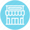 building, department store, mall, market, shopping, shopping mall, store icon