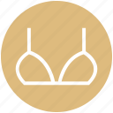 bikini, bra, brassiere, clothes, fashion, shopping, woman icon