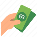 banking, commerce, money, payment icon