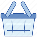 bucket, business, ecommerce, shop, shopping icon