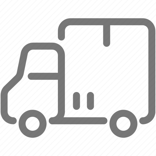 Delivery, express, shipping, transport, truck, van icon - Download on Iconfinder