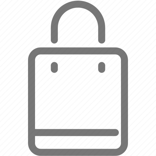 Commercial, ecommerce, shopping bag icon - Download on Iconfinder
