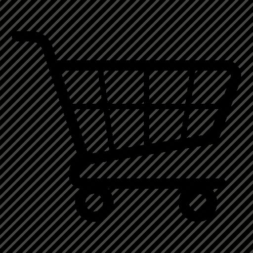 cart, mall, shop, shopping, trolley icon