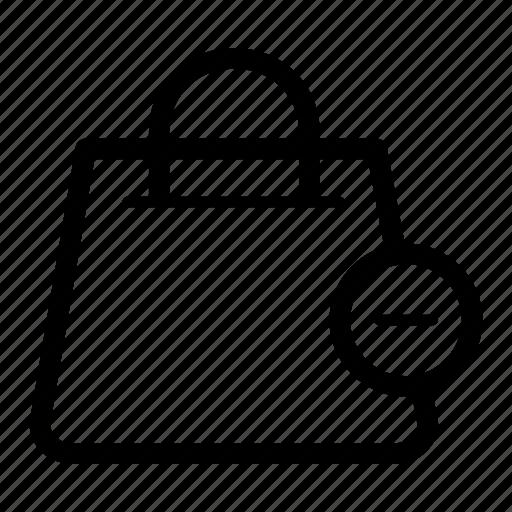 bag, cart, mall, shop, shopping icon