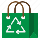 bag, eco, ecology, shopping, tote