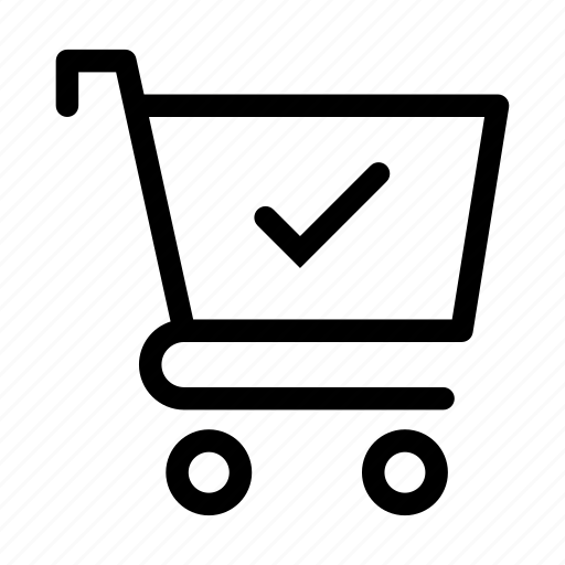 Approved, bag, hand, market, shop, shopping icon - Download on Iconfinder