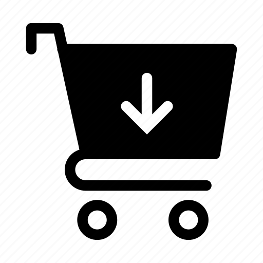 bag, download, ecommerce, hand, market, shop, shopping icon