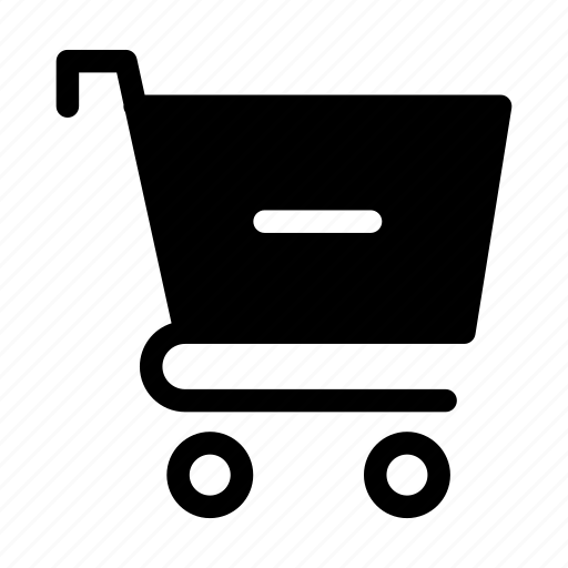 bag, clear, delete, hand, shop, shopping icon