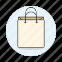 bag, bags, shopping icon