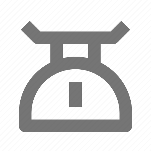 balance, equal, measure, scale, tool, weigh, weight icon