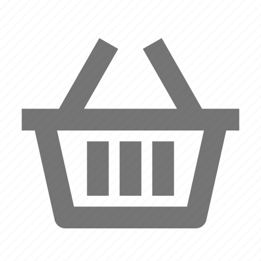 basket, shopping icon